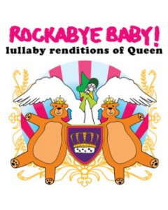 Rockabyebaby CD Queen Lullaby Baby CD