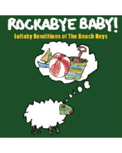 Rockabyebaby CD the Beach Boys Lullaby Baby CD