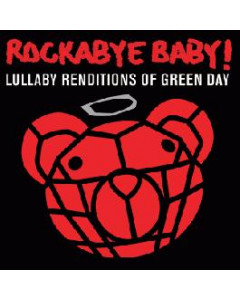 Rockabyebaby CD Green Day Lullaby Baby CD