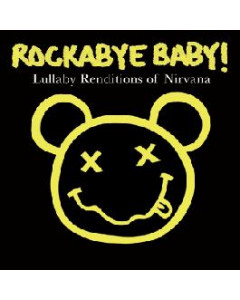 Rockabyebaby CD Nirvana Lullaby Baby CD