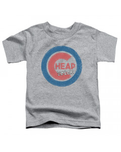 Cheap Trick Kids T-Shirt Logo Round Grey