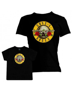 Guns N' Roses Mother's T-shirt & Guns N' Roses T-shirt