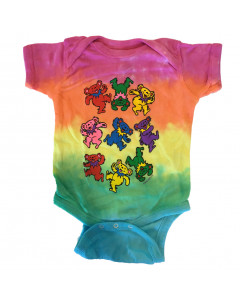 Grateful Dead Baby Clothes | Baby Onesie