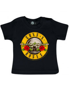 Guns n' Roses Baby T-shirt - Tee Logo - import