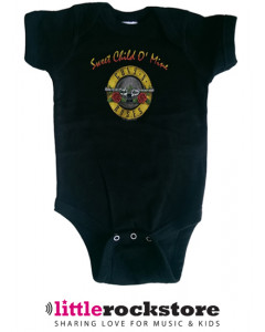 Sweet Child of Mine Onesie - Guns 'n Roses Onesie
