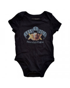Guns 'n roses baby Onesie Sweet Child Angel