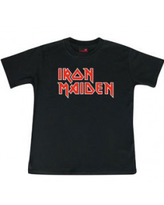 Iron Maiden Kids/Toddler T-shirt - Tee Logo