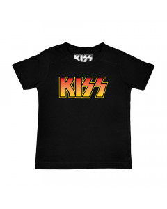Kiss Kids/Toddler T-shirt Logo