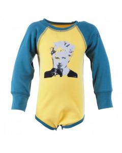 Madonna Baby Bodysuit – organic cotton
