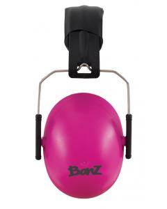 BabyBanz Kids Earmuffs Pink