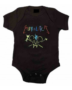 Metallica Onesie Baby Rocker – Metallica Baby clothes