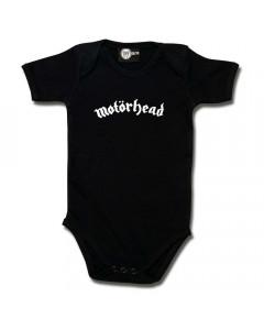 Motörhead Baby Onesie Body Rocker Logo