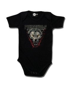 Powerwolf Baby Clothes | Powerwolf onesie