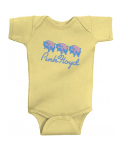 Pink Floyd Baby Onesie 'Three Different Ones'
