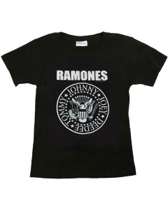 Ramones Kids/Toddler T-shirt - Tee Logo White