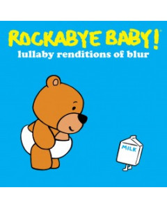 Rockabyebaby CD Blur Lullaby Baby CD