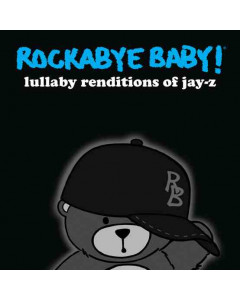 Rockabyebaby CD Jay-Z Lullaby Baby CD