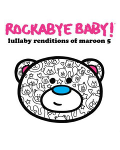 Rockabyebaby CD Maroon 5 Lullaby Baby CD
