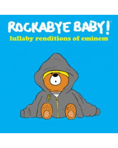 Rockabyebaby CD Eminem Lullaby Baby CD