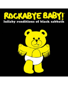 Rockabyebaby CD Black Sabbath Lullaby Baby CD