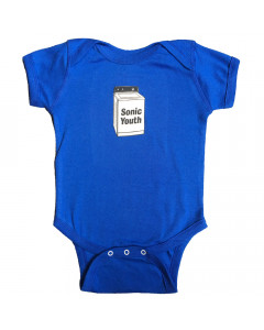 Sonic Youth Baby Onesie Creeper Washer