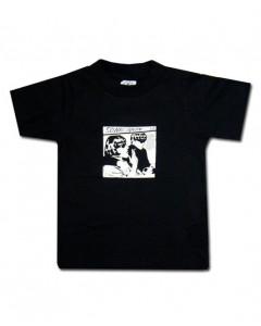 Sonic Youth Baby T-shirt - Tee Black Goo
