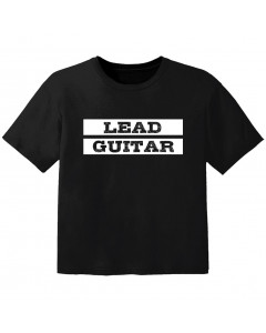 rock baby t-shirt lead guitar