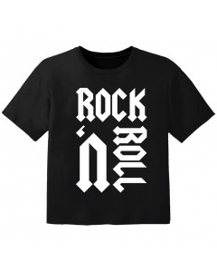 rock baby t-shirt rock 'n' roll