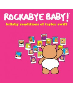 Rockabyebaby CD Taylor Swift Lullaby Baby CD