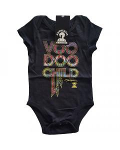 Jimi Hendrix Voo Doo Child Onesie Baby Rocker