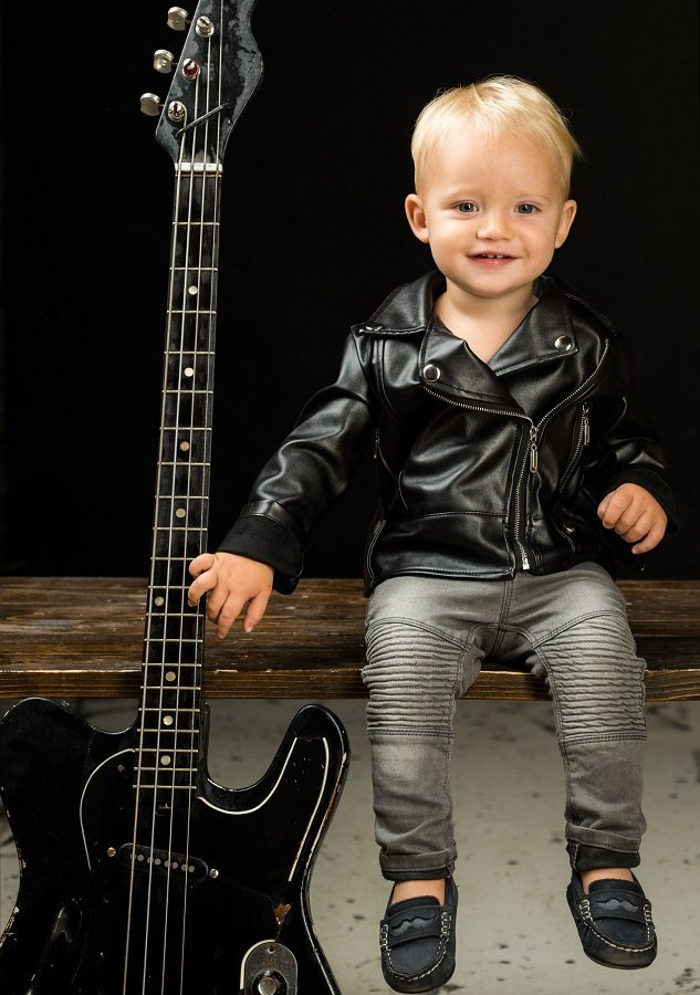 The 8 coolest punk baby outfits, for any music fan