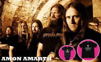Amon Amarth Baby & Kids clothes