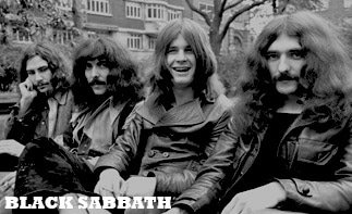 Black Sabbath Baby & Kids Clothes