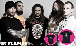 In Flames Baby & Kids clothes