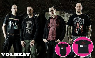 Volbeat Baby & Kids clothes